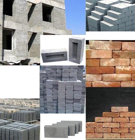 ash bricks vs red bricks